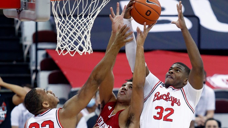 Liddell's 19 points power No. 4 Ohio St over Indiana 78-59