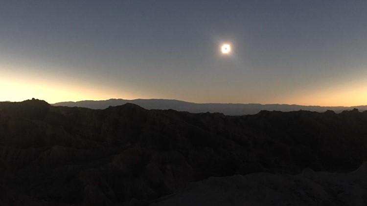 Partial solar eclipse visible in Ohio Thursday morning