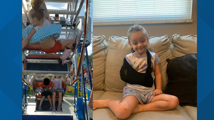 4-year-old falls from Columbus-area festival ride; incident not reported to ODA per Ohio law