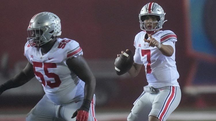 Ohio State stays at No. 5 in AP Poll after Indiana win