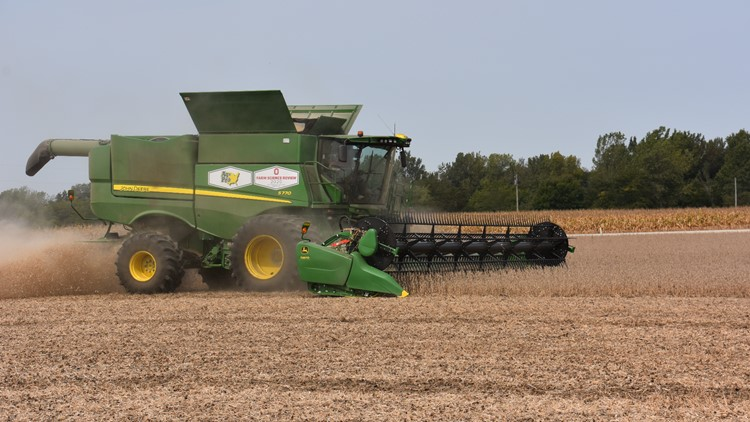 Farmers in Ohio concerned about supply shortage ahead of fall harvest