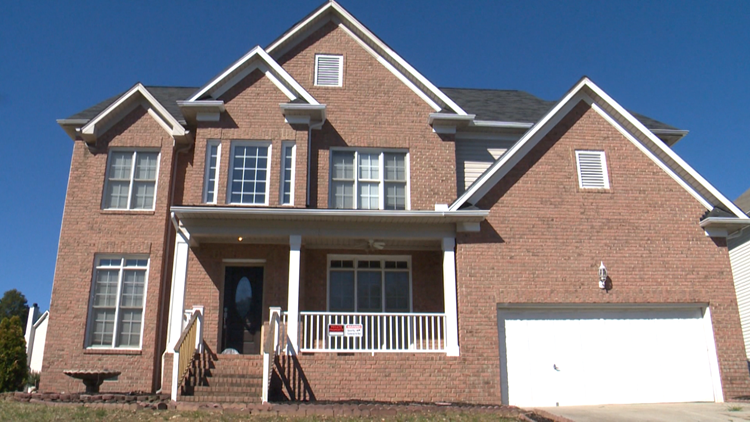 A Charlotte home sold for $9,000. The owner didn't list it. Who did?