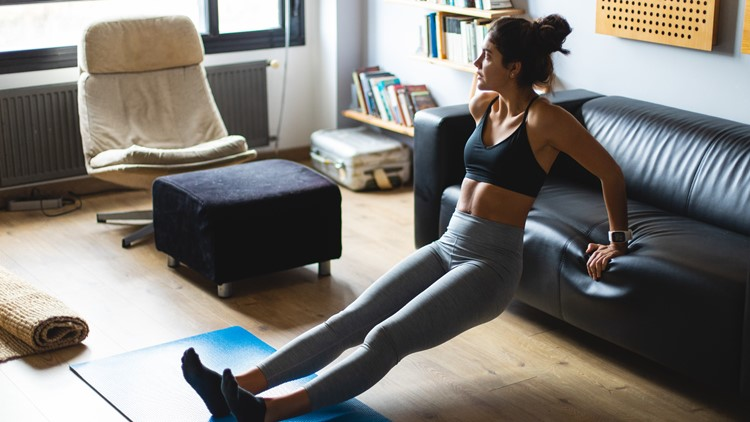 The New You: Tips for successful workouts at home