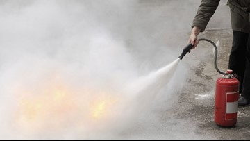Do you know how to use a fire extinguisher? Learn how