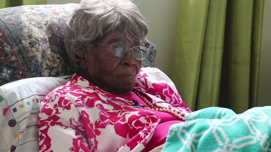 North Carolina woman celebrates her 115th birthday