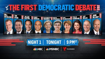 VOTE NOW | Will you watch the Democratic presidential debate tonight?