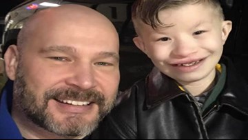 Single father of child with special needs dies of flu complications