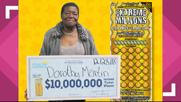 'Could This Be Real?' | NC Great-Grandmother Is Extremely Rich After $10M Lottery Win
