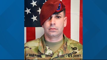 Fort Bragg soldier killed in Afghanistan, fourth US service member killed in past 2 weeks