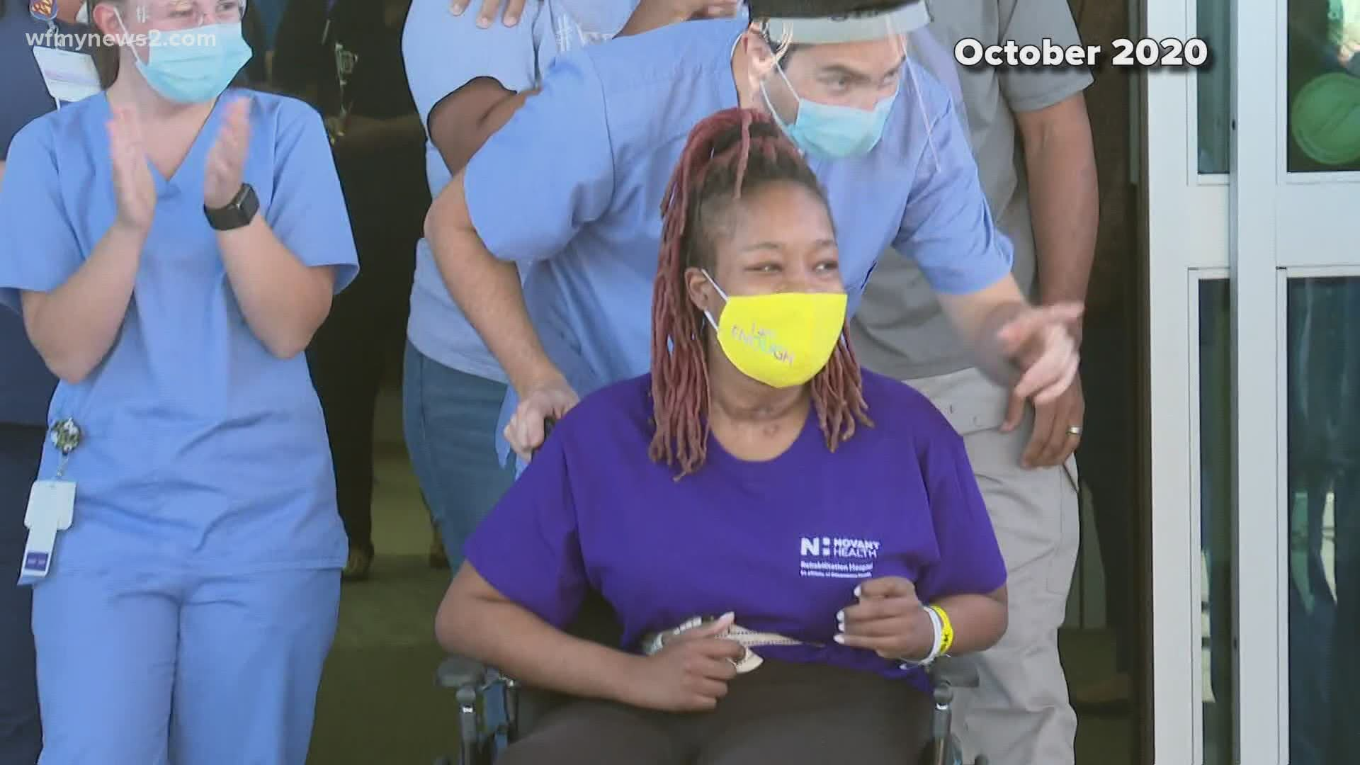 COVID-19 recovery continues months after release   wkyc.com