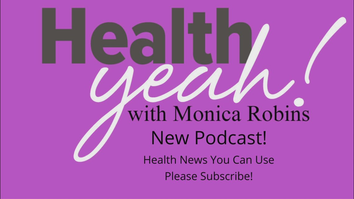 'Health Yeah! with Monica Robins' podcast | Removing the 'taboo' of seeking mental health help in minority communities
