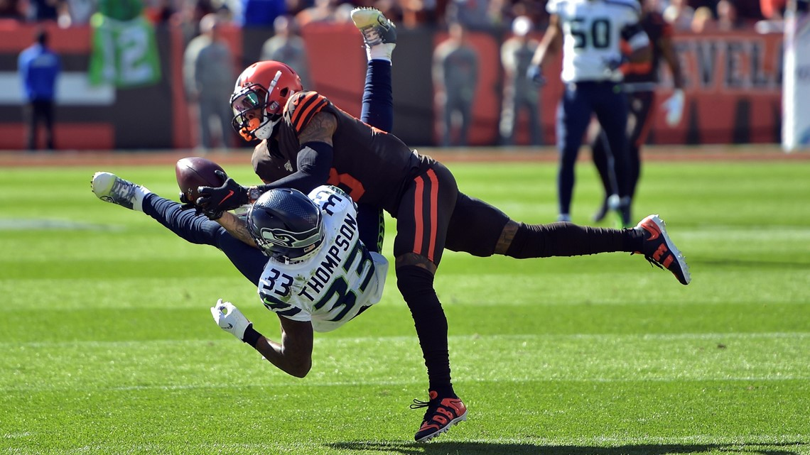 Odell Beckham Jr.: Cleveland Browns 'tired of almost good, not enough' talk after loss to Seattle