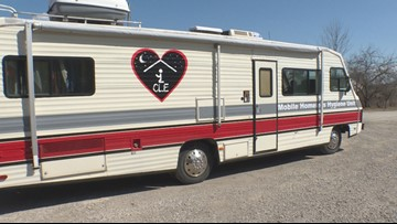 Homeless Hookup hits the road thanks to Lakewood Fire Department