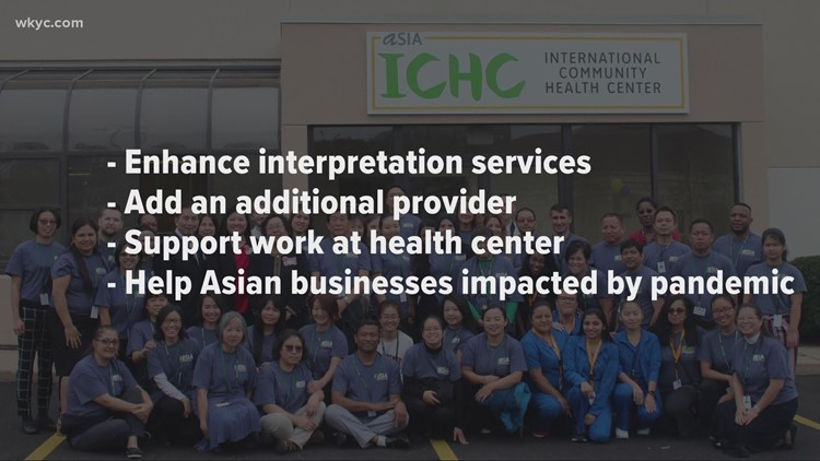 Northeast Ohio's Asian Services in Action working to become beacon of hope for AAPI community