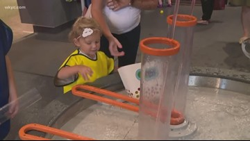 Girls in STEM: Children's Museum of Cleveland introduces kids to STEM through play