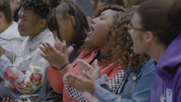 The Road to Graduation: A look into the journey of the first class of 'I Promise' students with the LeBron James Family Foundation