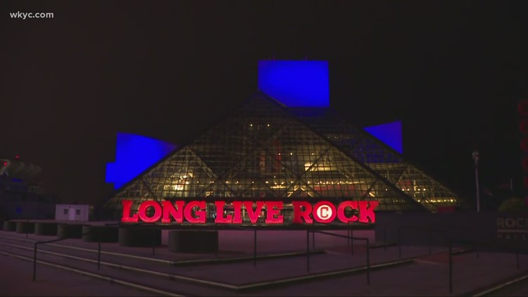 Rock & Roll Hall of Fame to light up purple for National Crime Victims' Rights Week