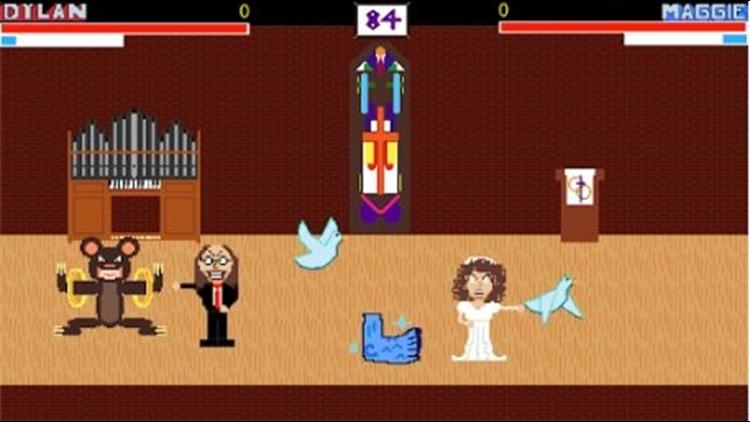 'Til Death Do Us Part arcade game