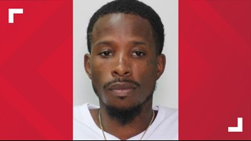 Fugitive accused of firing into a home in Cleveland