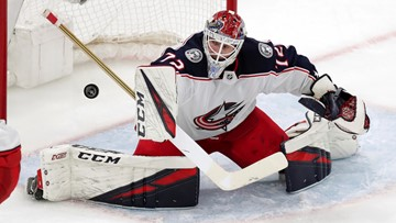 Sergei Bobrovsky: It's too early to speak about future with Blue Jackets