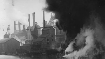 Cleveland: A River Reborn, A Murky Past
