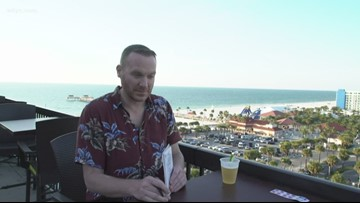Mike Polk Jr. took a $40 round-trip flight to Florida for a day. Here's what he learned