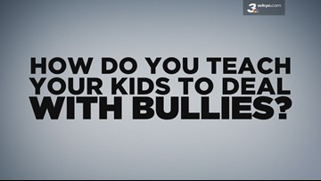 If my parents only knew what it's like to be bullied