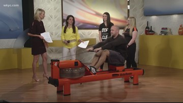 Claire Shively, Colleen Kelly & Kurt Altenburger – Get Fit at Orangetheory Fitness