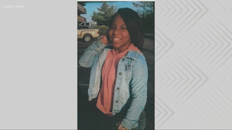 Cleveland police searching for 12-year-old girl