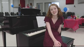 Make-A-Wish transforms Chardon High School choir room for student