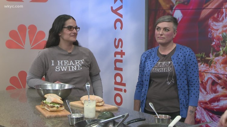 Meet Cleveland's 'Lady Butchers' who 'Beat Bobby Flay'