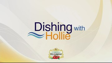 Dishing With Hollie- Pepperoni Pizza Peppers 11.14.18