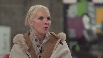 Monica Potter on Harvey Weinstein denying her role in 'The Cider House Rules'