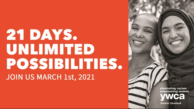 YWCA launches 21-Day Challenge in Cleveland, to foster understanding of structural racism and how it affects daily life