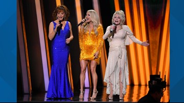 Tonight's Browns vs. Steelers game, the girl power at the CMAs and the Disney+ disclaimer on Lunch Break with Jay Crawford