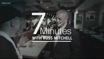 7 minutes with Russ Mitchell: Paul Clark