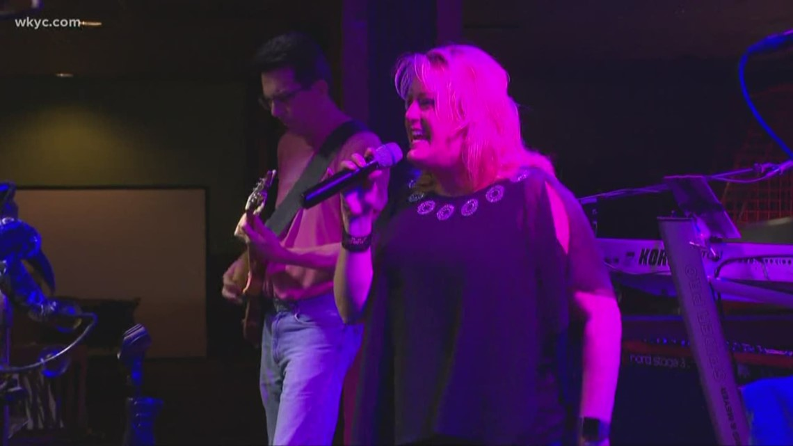 Monica Robins to rock her first concert since recovering from brain surgery