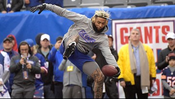 Browns' acquisition of Odell Beckham Jr. leads to surge in hope, optimism