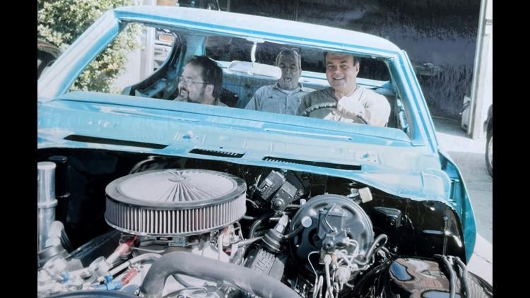 PHOTOS: Tom Laskowski's 1968 Pontiac Tempest