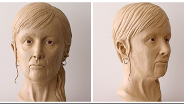 Authorities release forensic reconstruction of Ohio woman found dead in 2018