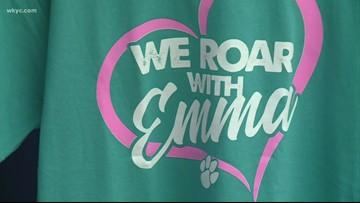 Akron Zips go #EmmaStrong to honor Norton teen during basketball doubleheader