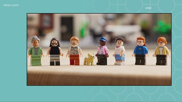 Pop Break: LEGO to partner with Queer Eye for limited edition set