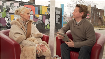 Let's Be Clear: An open conversation with actress Monica Potter
