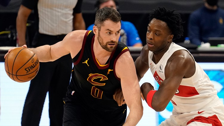 VIDEO | Cleveland Cavaliers forward Kevin Love apologizes for outburst: 'That wasn't me'