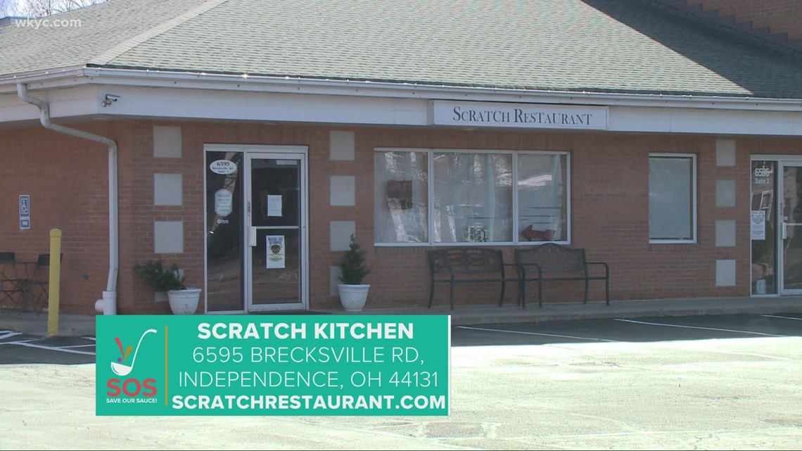 Scratch Restaurant in Independence: 'Save Our Sauce' campaign