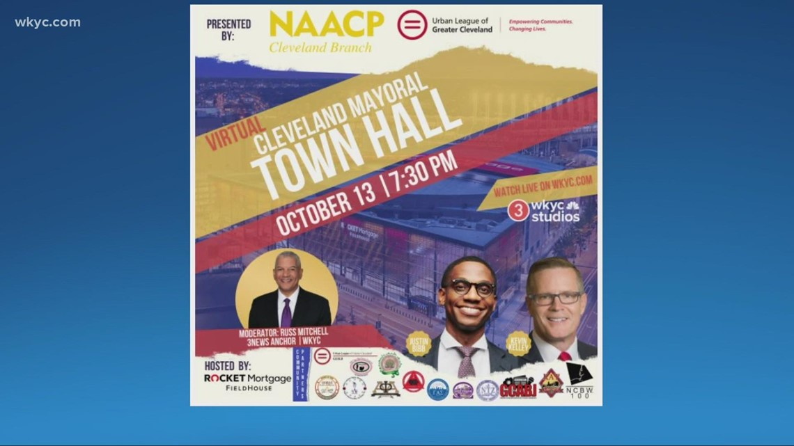 Rocket Mortgage Fieldhouse to host Townhall event for Cleveland's mayoral candidates