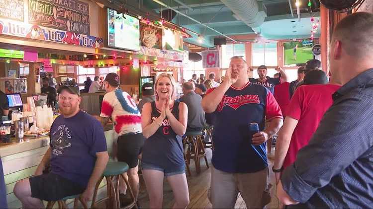 Downtown Cleveland comes to life again as more places open up