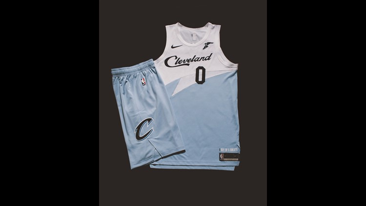 dcbabd543 First look at Cleveland Cavaliers  new  Earned Edition  alternate ...