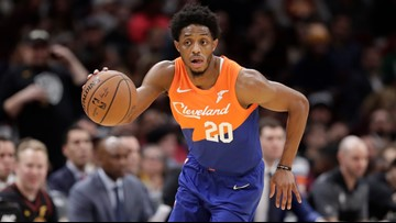 Report: NBA teams interested in Cleveland Cavaliers G Brandon Knight