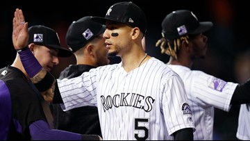 AP Source: Indians, former All-Star OF Carlos Gonzalez agree to minor deal